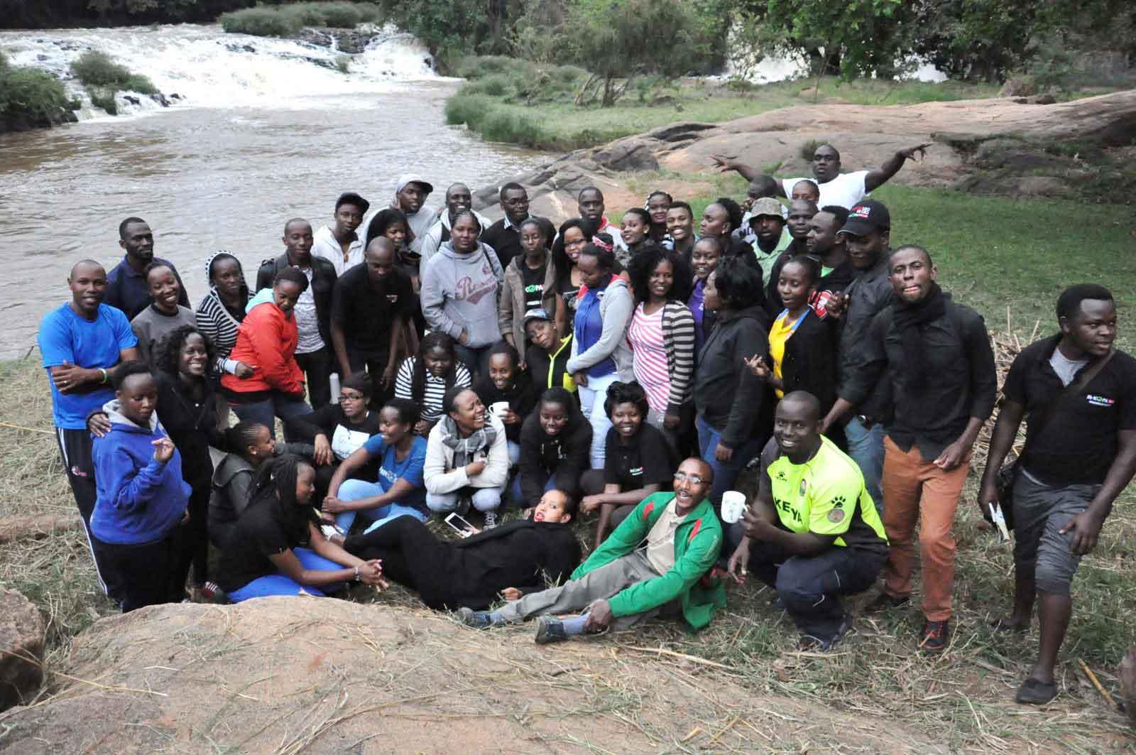 Fun groups rapids sagana